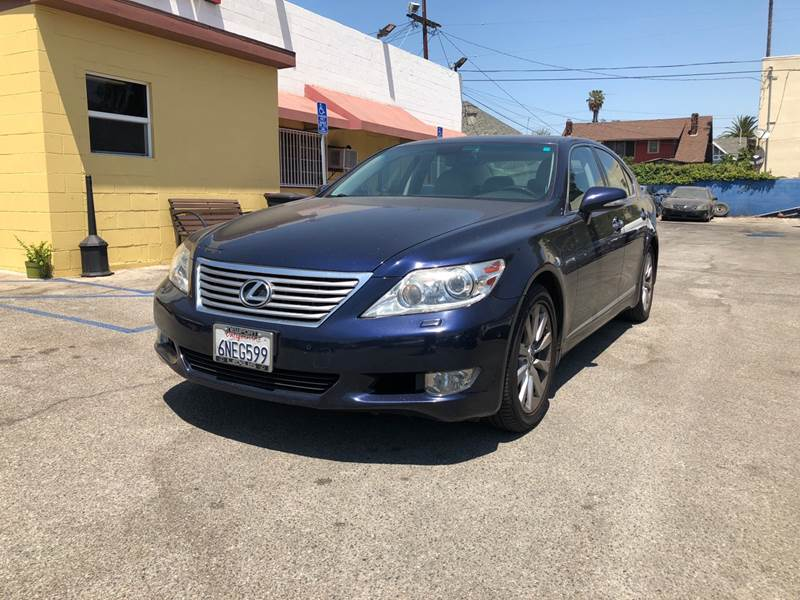 2010 Lexus LS 460 For Sale At Auto Ave In Los Angeles CA
