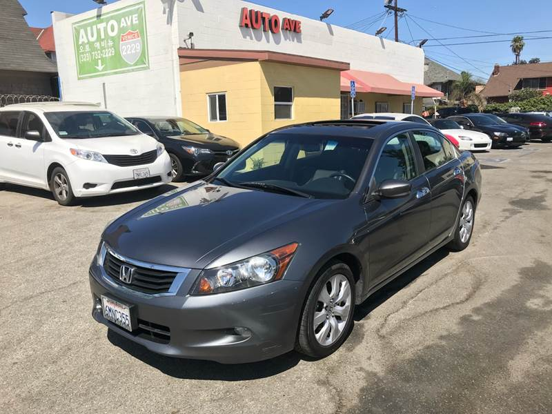 2010 Honda Accord For Sale At Auto Ave In Los Angeles CA