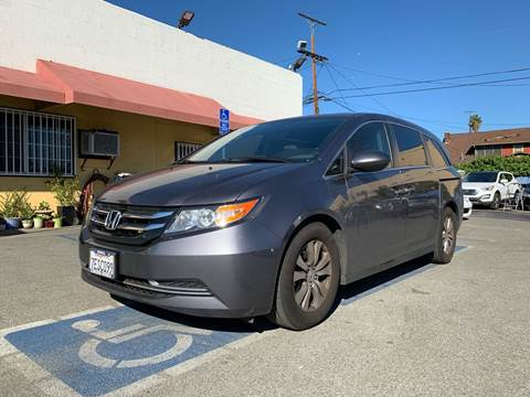 2014 Honda Odyssey for sale at Auto Ave in Los Angeles CA