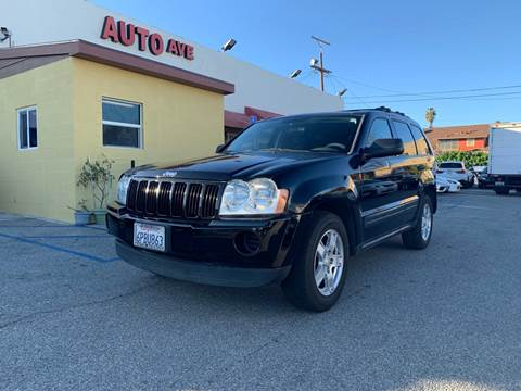 2006 Jeep Grand Cherokee for sale at Auto Ave in Los Angeles CA