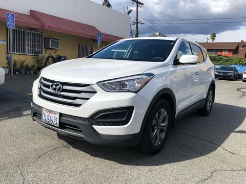 2015 Hyundai Santa Fe Sport for sale at Auto Ave in Los Angeles CA