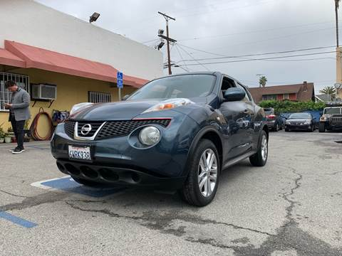 2012 Nissan JUKE for sale at Auto Ave in Los Angeles CA