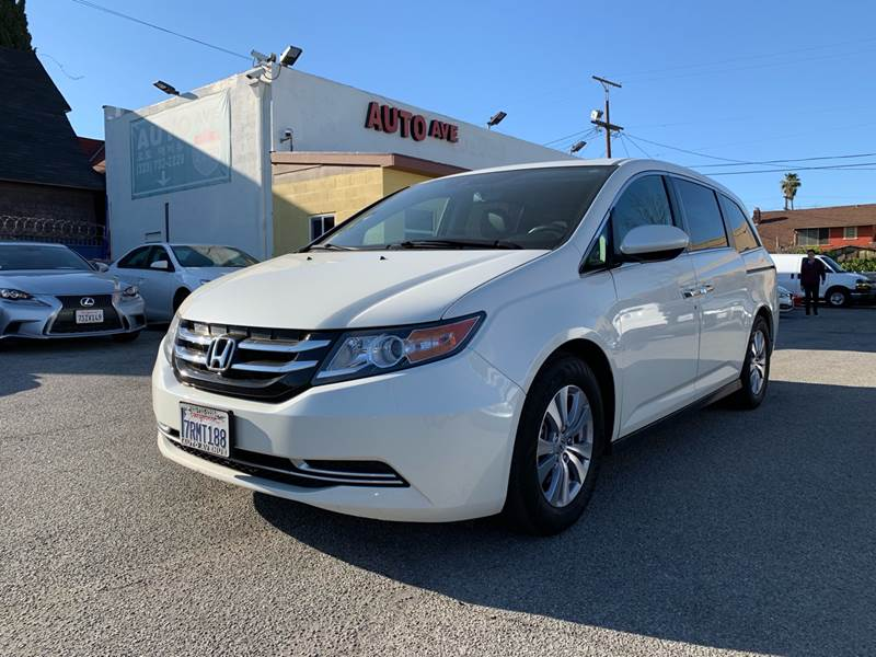 2016 Honda Odyssey for sale at Auto Ave in Los Angeles CA