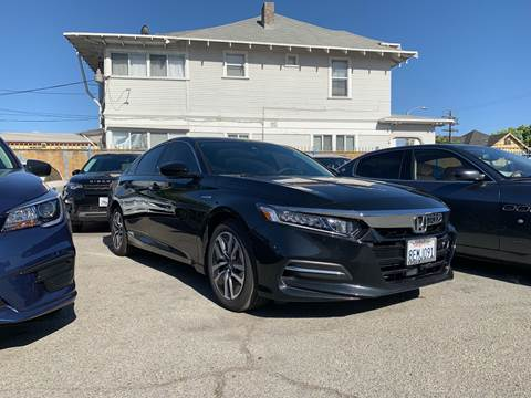 2018 Honda Accord Hybrid for sale at Auto Ave in Los Angeles CA