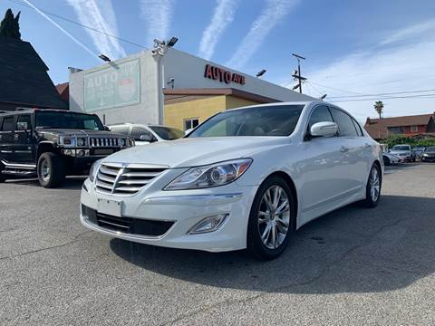 2012 Hyundai Genesis for sale at Auto Ave in Los Angeles CA