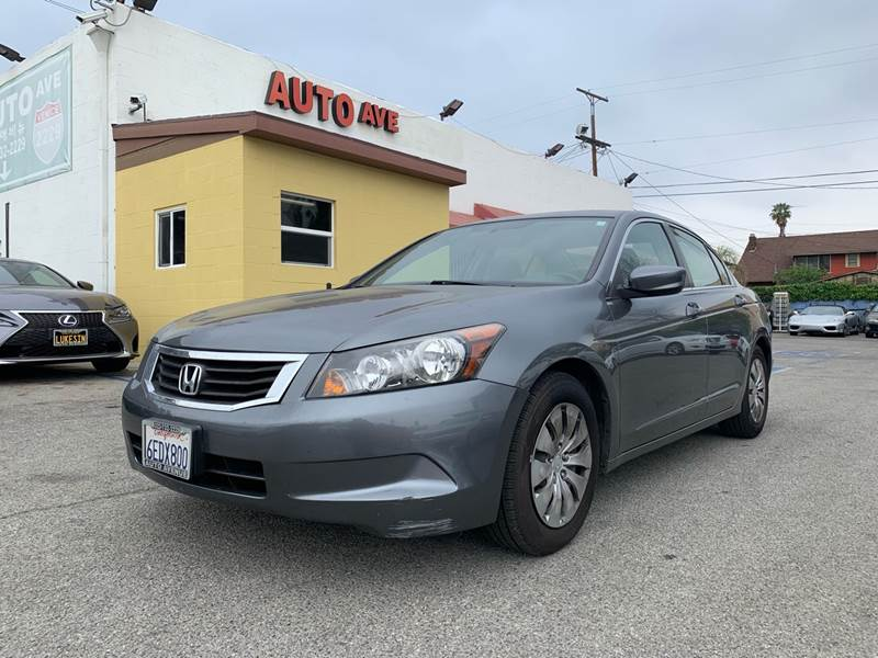 2008 Honda Accord for sale at Auto Ave in Los Angeles CA