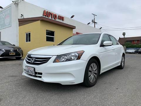 2012 Honda Accord for sale at Auto Ave in Los Angeles CA