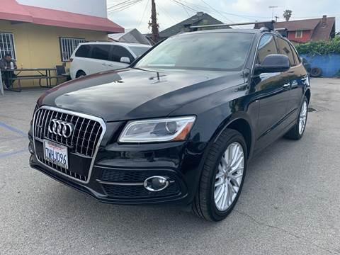 2017 Audi Q5 for sale in Los Angeles, CA
