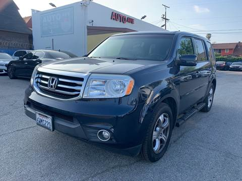 2012 Honda Pilot for sale at Auto Ave in Los Angeles CA