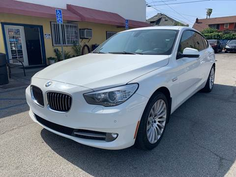 2010 BMW 5 Series for sale at Auto Ave in Los Angeles CA