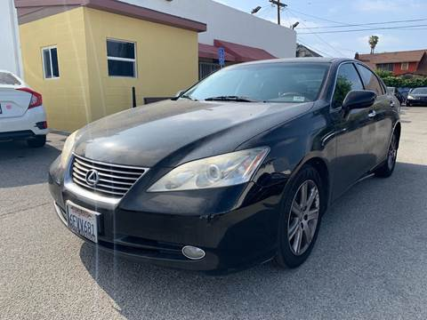 2008 Lexus ES 350 for sale at Auto Ave in Los Angeles CA