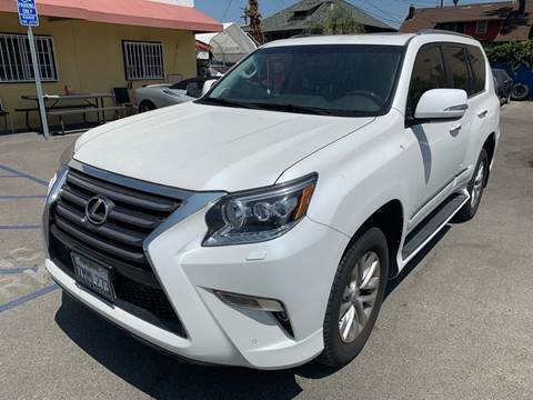 2015 Lexus GX 460 for sale at Auto Ave in Los Angeles CA