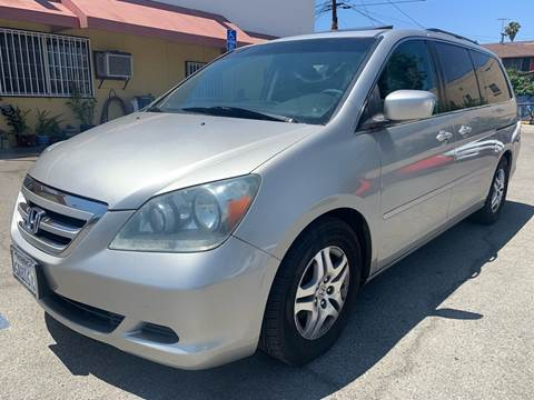 2007 Honda Odyssey for sale at Auto Ave in Los Angeles CA