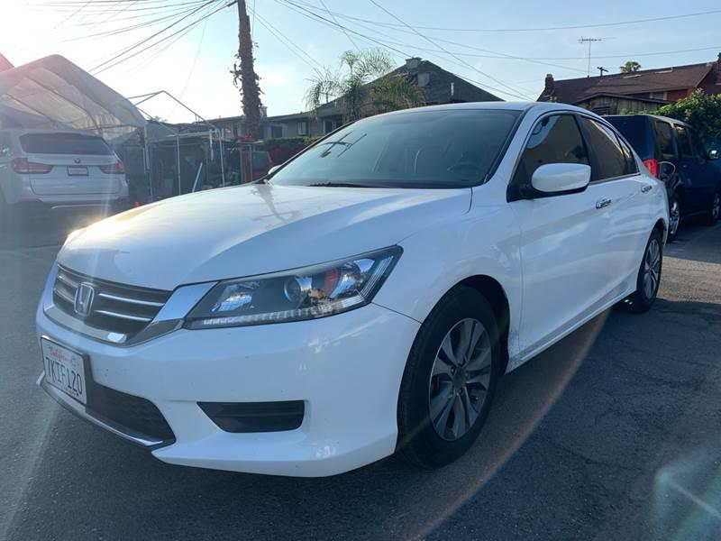 2015 Honda Accord for sale at Auto Ave in Los Angeles CA