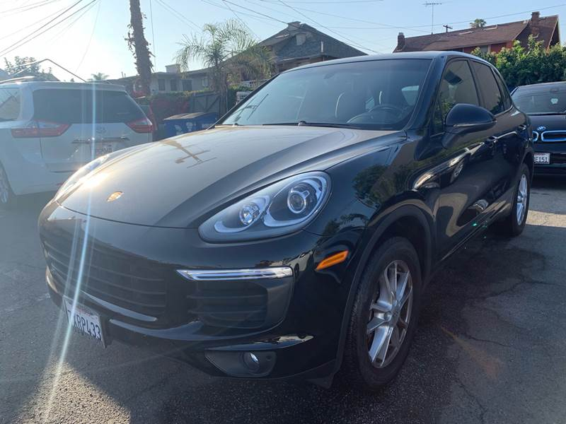 2017 Porsche Cayenne for sale at Auto Ave in Los Angeles CA