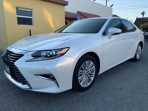 2016 Lexus ES 350 for sale at Auto Ave in Los Angeles CA