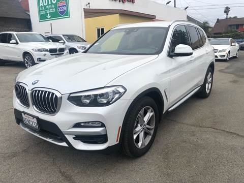 2019 BMW X3 for sale at Auto Ave in Los Angeles CA