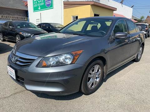 2011 Honda Accord for sale at Auto Ave in Los Angeles CA