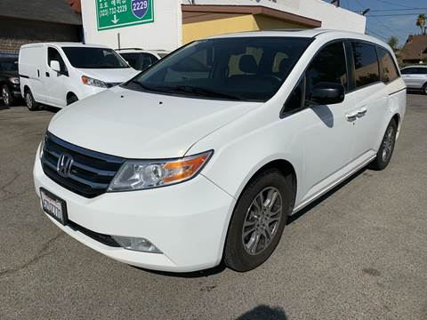 2013 Honda Odyssey for sale in Los Angeles, CA