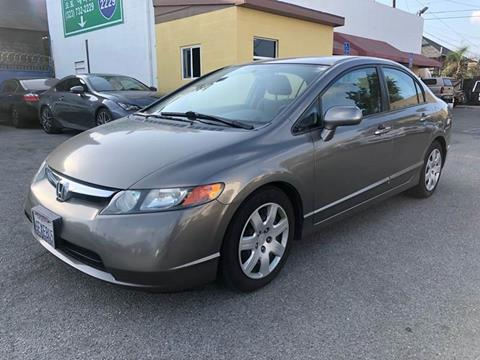 2008 Honda Civic for sale at Auto Ave in Los Angeles CA