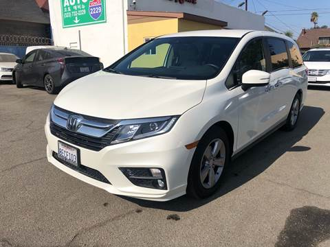 2018 Honda Odyssey for sale in Los Angeles, CA