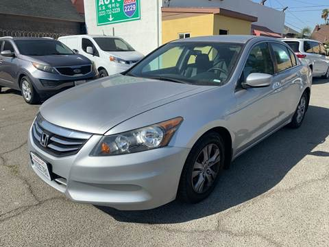2012 Honda Accord for sale in Los Angeles, CA
