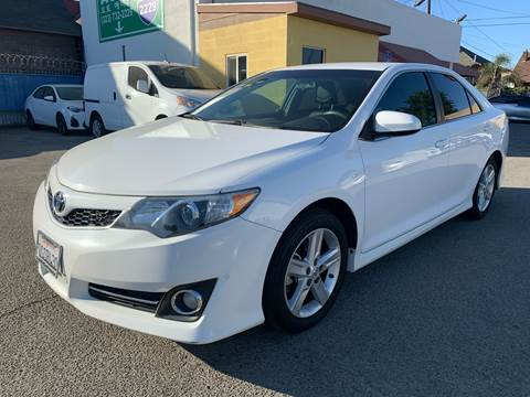2014 Toyota Camry for sale at Auto Ave in Los Angeles CA