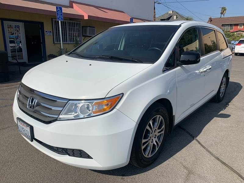 2012 Honda Odyssey for sale at Auto Ave in Los Angeles CA