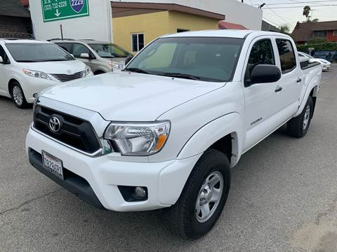 2014 Toyota Tacoma for sale at Auto Ave in Los Angeles CA