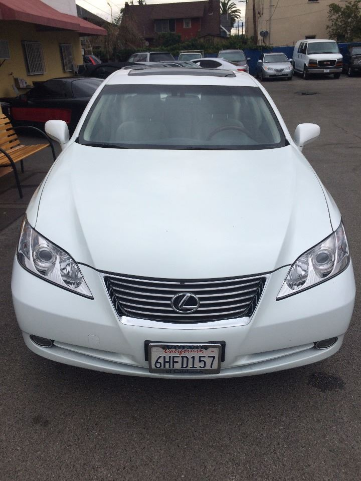 2009 Lexus ES 350 For Sale At Auto Ave In Los Angeles CA