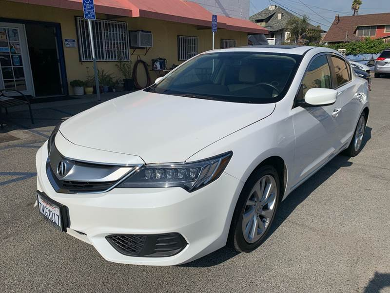 2017 Acura ILX for sale at Auto Ave in Los Angeles CA