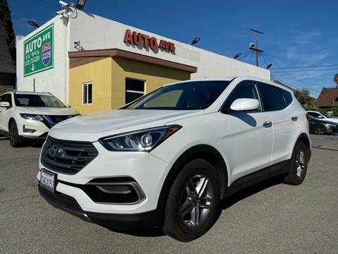 2017 Hyundai Santa Fe Sport for sale at Auto Ave in Los Angeles CA