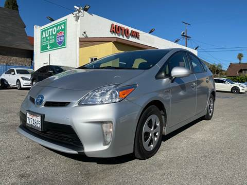 2012 Toyota Prius for sale at Auto Ave in Los Angeles CA