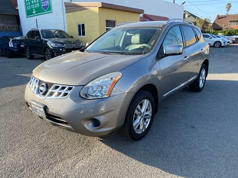 2012 Nissan Rogue for sale at Auto Ave in Los Angeles CA