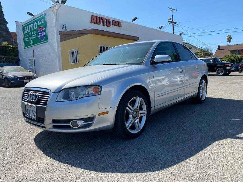 2006 Audi A4 for sale at Auto Ave in Los Angeles CA