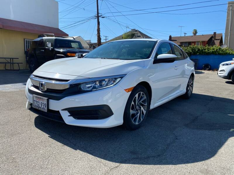 2017 Honda Civic for sale at Auto Ave in Los Angeles CA