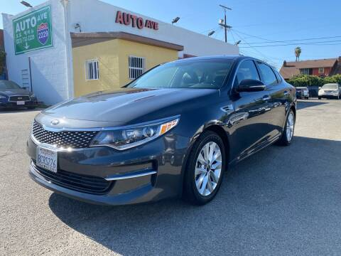 2018 Kia Optima for sale at Auto Ave in Los Angeles CA