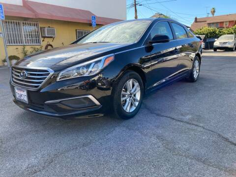 2017 Hyundai Sonata for sale at Auto Ave in Los Angeles CA
