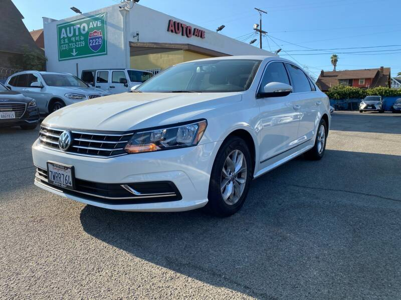 2017 Volkswagen Passat for sale at Auto Ave in Los Angeles CA