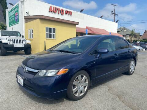 2007 Honda Civic for sale at Auto Ave in Los Angeles CA