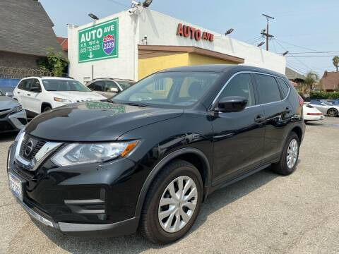 2017 Nissan Rogue for sale at Auto Ave in Los Angeles CA