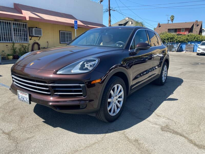 2019 Porsche Cayenne for sale at Auto Ave in Los Angeles CA