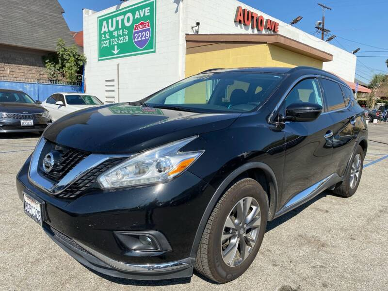 2017 Nissan Murano for sale at Auto Ave in Los Angeles CA