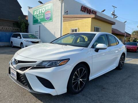 2018 Toyota Camry for sale at Auto Ave in Los Angeles CA