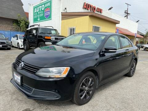 2013 Volkswagen Jetta for sale at Auto Ave in Los Angeles CA