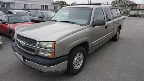 2003 Chevrolet Silverado 1500 for sale in Los Angeles, CA