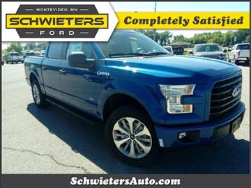 2017 Ford F-150 for sale in Montevideo, MN