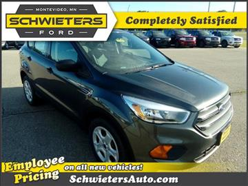 2017 Ford Escape for sale in Montevideo, MN