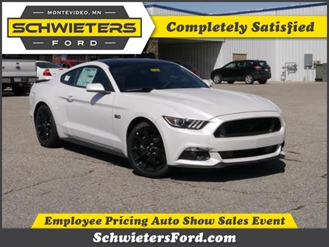 2017 Ford Mustang for sale in Montevideo, MN