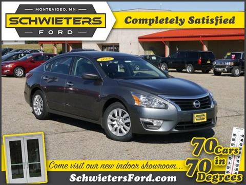 2015 Nissan Altima for sale in Montevideo, MN